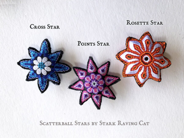 Scatterball Stars