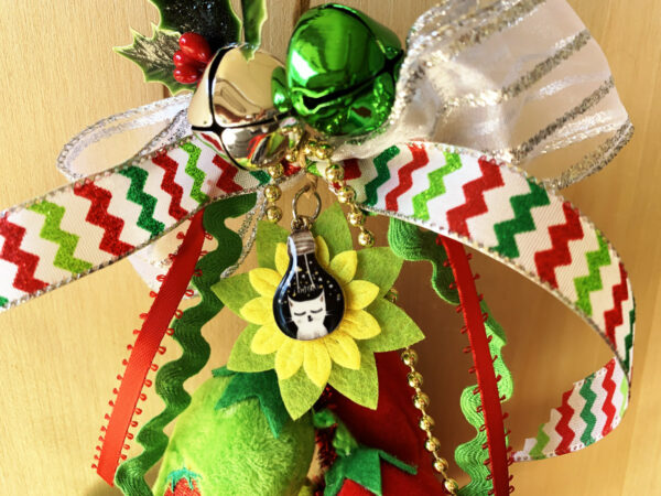 Chile Ristra Cat Toy & Ornament Gift Set